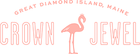 Image result for crown jewel logo Great Diamond Island, ME