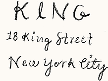 Image result for king restaurant logo nyc