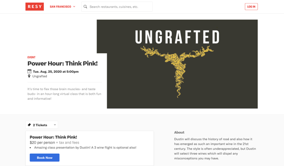 ungrafted event page-1